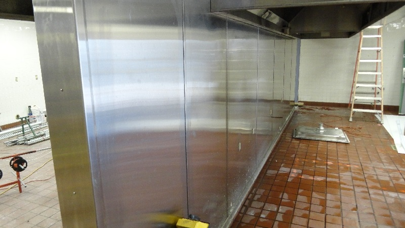 Restaurant Kitchen Walls restaurant-and-institutional-kitchen-metal-work