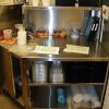 custom stainless steel cabinet